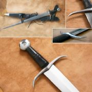 Archer's Sword & Sheath